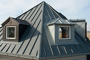 5 BENEFITS OF METAL ROOFING
