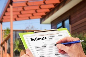 WHAT TO EXPECT FROM A FREE ESTIMATE