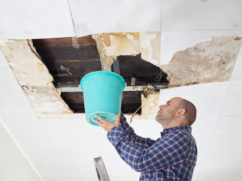 COMMON REASONS YOUR ROOF MAY BE LEAKING